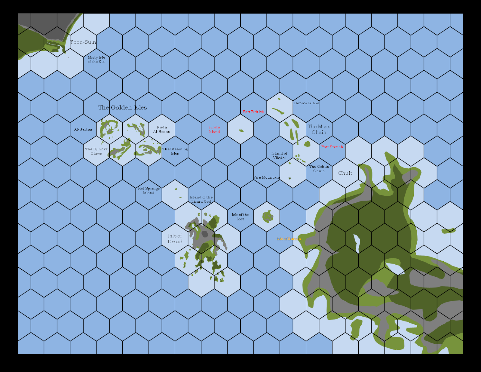 Coins and Scrolls: OSR: Pirate Wavecrawl Maps, Part 1