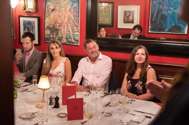 Gallo super premium Boisdale dinner