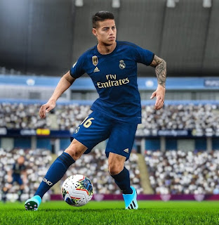 eFootball PES 2020 Gameplay Patch by Incas36