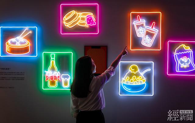 圖:和碩設計PEGA Design作品「今晚吃甚麼 (圖片來源:台灣創意設計中心)