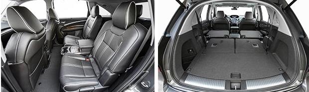 2017 Acura MDX Sport Hybrid 0-60 MPH