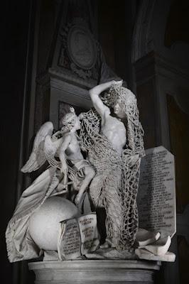 le satue del museo Sansevero