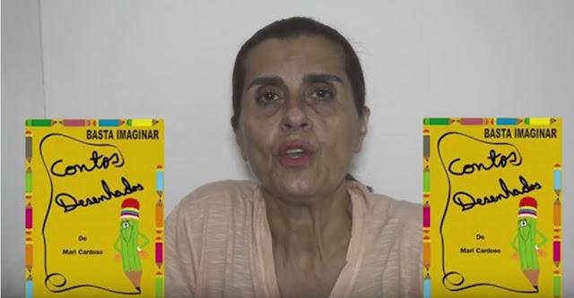 Aviso de furto de Livros inéditos da escritora Mari Cardoso