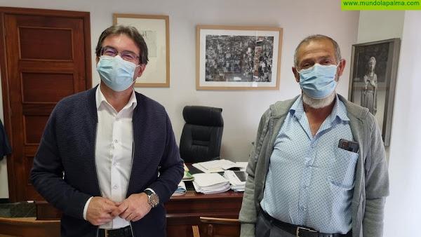 El Cabildo respalda la labor de ADER-La Palma con una subvención de 160.000 euros