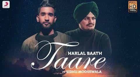 तारे Taare Song - Sidhu Moose Wala and Harlal Batth