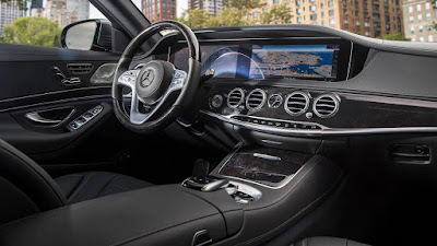 2019 Mercedes-Benz S450 Review