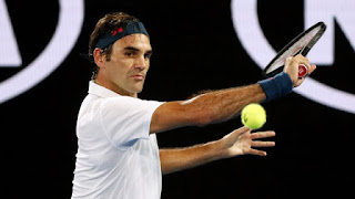 Australian Open 2019: Roger Federer on-song in Australian Open as Barty rallies on
