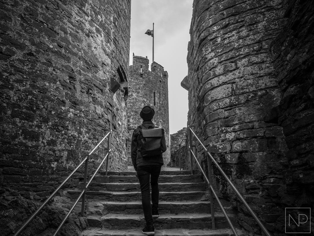 Explore With Ed Conwy Castle Wales