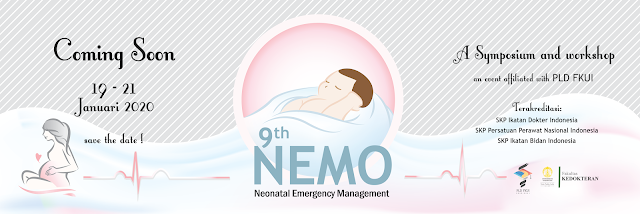 [9TH NEMO: WE ARE BACK!] The awaited Neonatal Emergency Management seminar and workshop returns to enhance your knowledge and skill in dealing with newly-born infants.  COMING SOON on 19 - 21st January 2020.