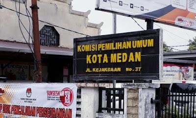 Calon PPK Pilkada Medan 2020