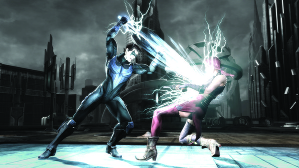 Injustice Gods Among Us Ultimate Edition PC Full Version Screenshot 2