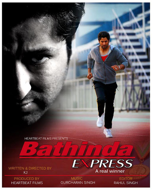 Bathinda Express - Punjabi Movie Poster
