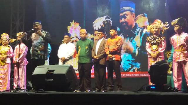 Festival Walima Sukses Dihadiri Ribuan Warga Kasman Uno  Apresiasi Semua Pihak