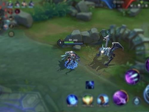 Bùa Sinh Mệnh hỗ trợ game thủ bức tốc bản lĩnh vượt qua