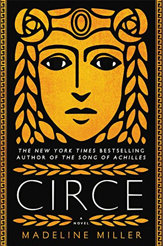Book cover for Circe by Madeline Miller Circe in the South Manchester, Chorlton, Cheadle, Fallowfield, Burnage, Levenshulme, Heaton Moor, Heaton Mersey, Heaton Norris, Heaton Chapel, Northenden, and Didsbury book group