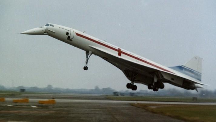 Sejarah Pesawat Concorde, Legenda Pesawat Supersonik yang Estetik