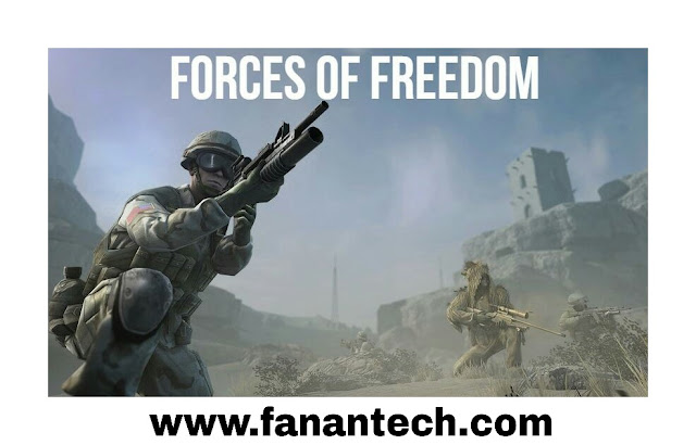 تحميل لعبة Forces of Freedom مهكرة للاندرويد برابط مباشر