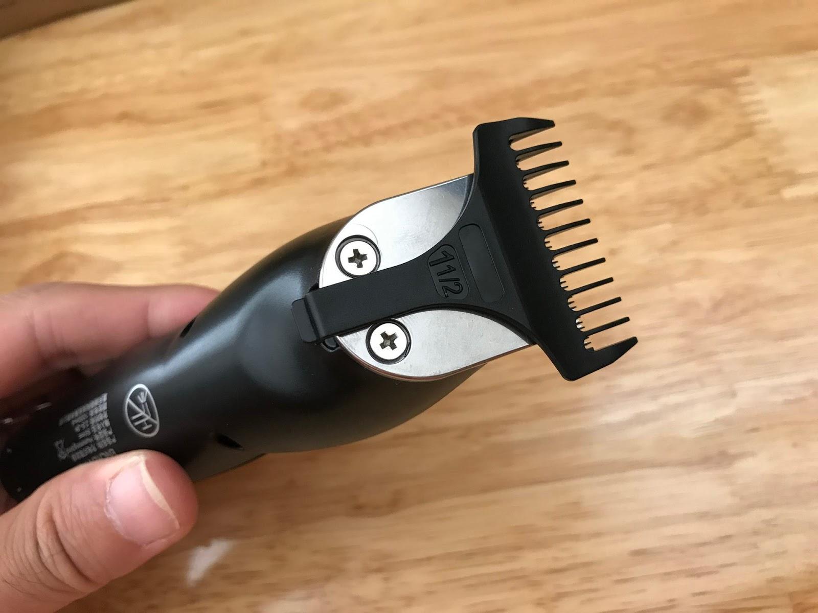 Review trên tay tông đơ cắt tóc Xiaomi Enchen Humming bird