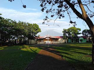 Lapangan merdeka pagaralam