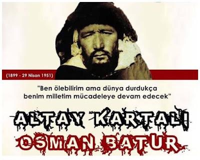 """""""Ben ölebilirim ama, dünya durdukça benim milletim mücadeleye devam edecek."""" (Osman Batur) Allah Rahmet Eylesin), günün sözü, özlü sözler, anlamlı sözler, güzel sözler"""