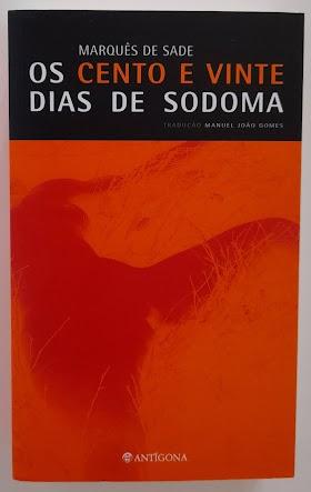Os Cento e Vinte Dias de Sodoma   20,00€