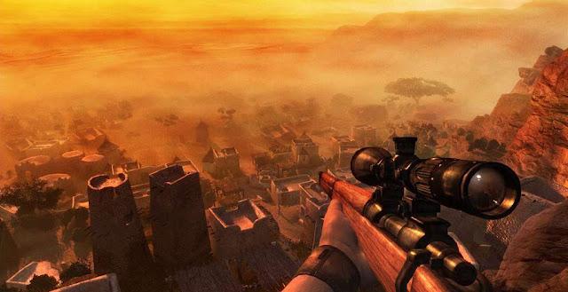 تحميل لعبة far cry 2 للكمبيوتر من ميديا فاير