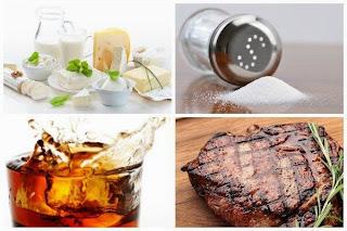 Makanan Terburuk untuk Kesehatan Tulang