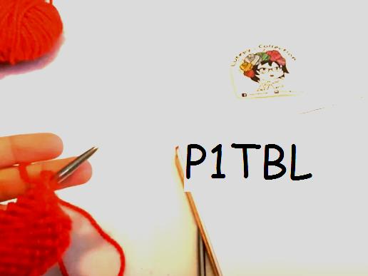 Cómo tejer P1tbl en Español?