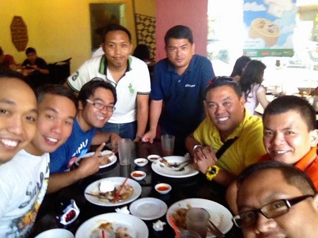 Ding Qua Qua Dimsum Buffet at JY Square Lahug Cebu City
