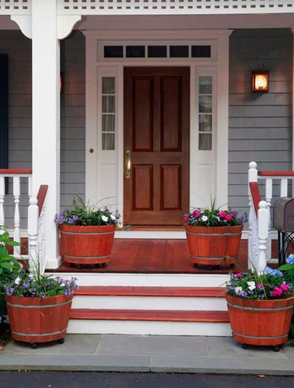 Exterior Door Designs picture