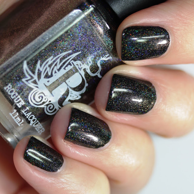 Rogue Lacquer Binx swatch by Streets Ahead Style