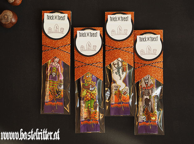 halloween szenerie spooky fun stampin up bastelritter