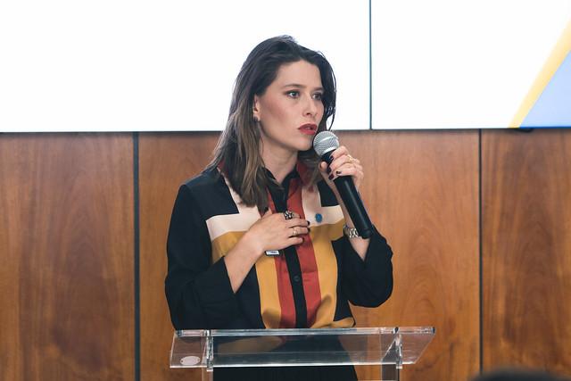 CLDF: Júlia Lucy promove Talk+Show para debater prevenção ao suicídio