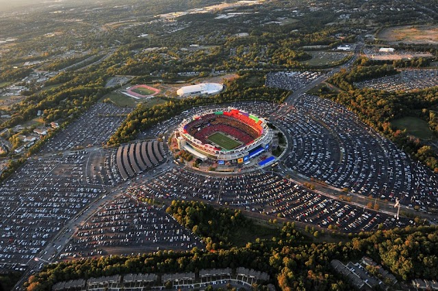 Washington, DC Leaders pitch FedExField for FIFA World Cup 2026