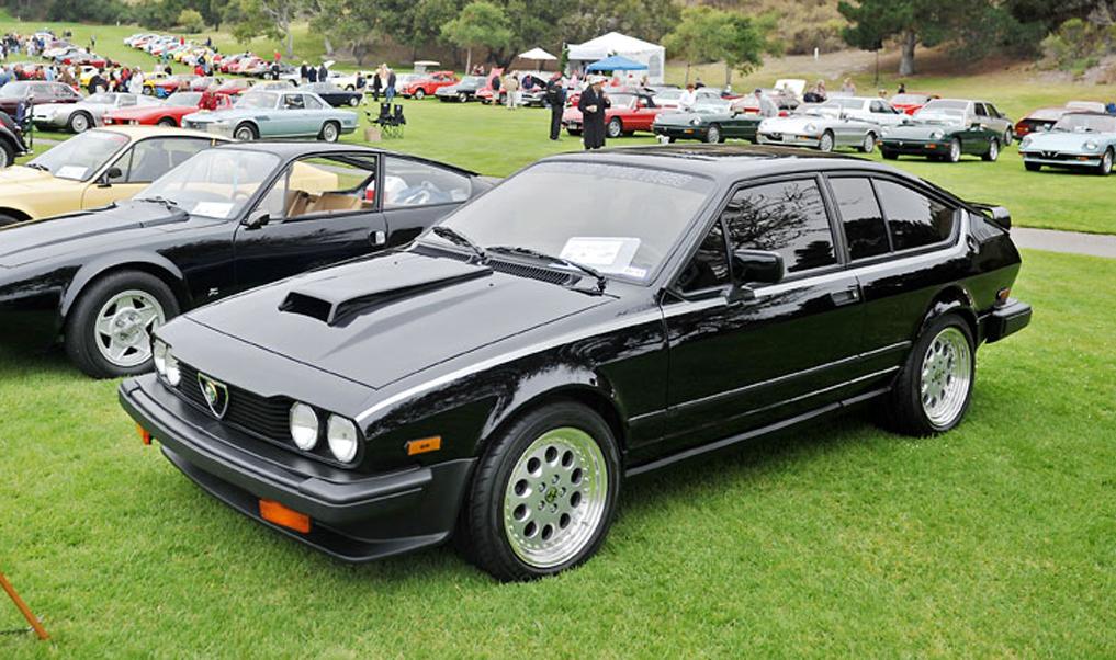 Fab Wheels Digest F W D Alfa Romeo Callaway Twin Turbo