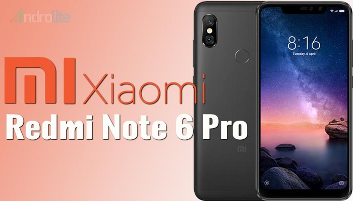 Harga Xiaomi Redmi Note 6 Pro Dan Spesifikasi Lengkap