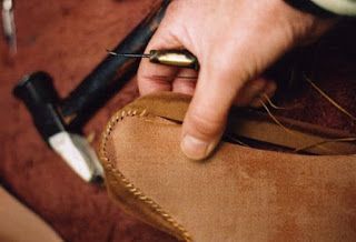 handmade mens shoes - how its made