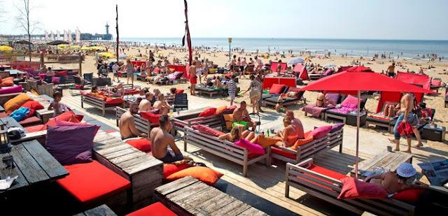"""درجات حرارة """"غير معتادة"""" في هولندا خلال الايام القادمة"""
