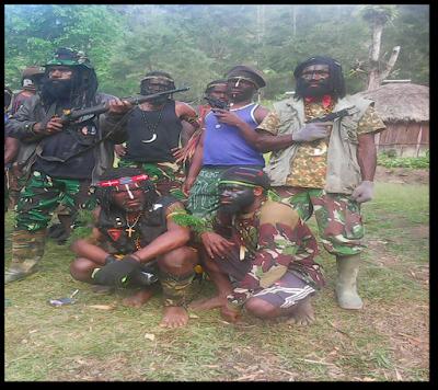 Biadab! Selain Menyekap, KKSB Juga Memperkosa Korban di Mapenduma