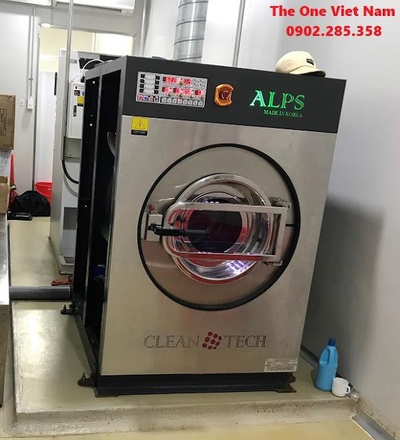 máy giặt công cho công ty Thủy Sản ở Đà Nẵng