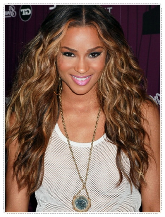 Can honey blonde hair color on black women remarkable