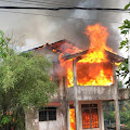 Saat ini, 1 Unit Rumah Kebakaran di Pekan Arba