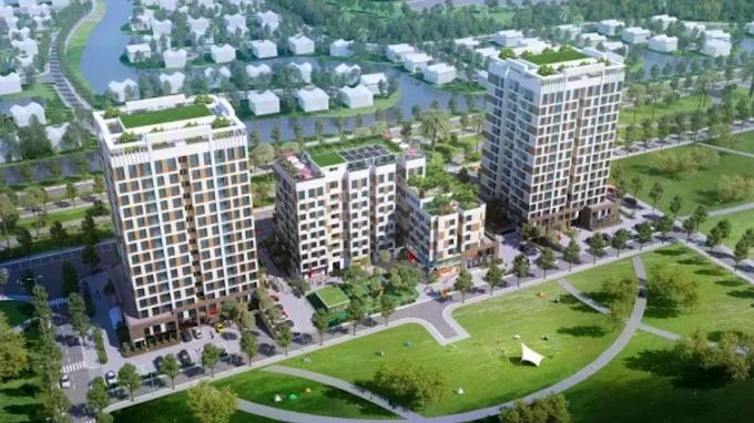 Căn Hộ Chung cư Và Biệt thự KĐT Việt Hưng CẦN BÁN