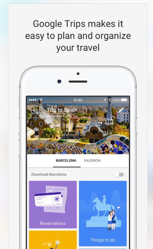Googleから旅行アプリ「Google Trips」が新登場 | 2016-09 の日々雑感