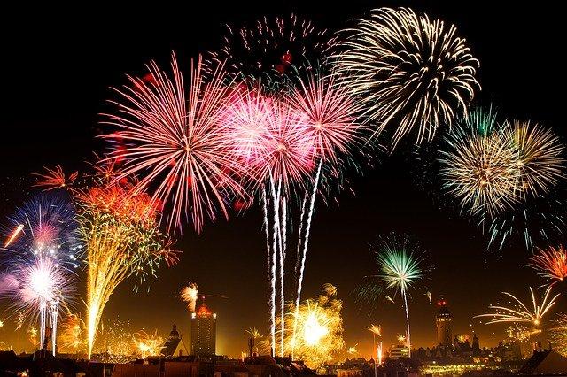 Perayaan Tahun Baru Unik di Dunia