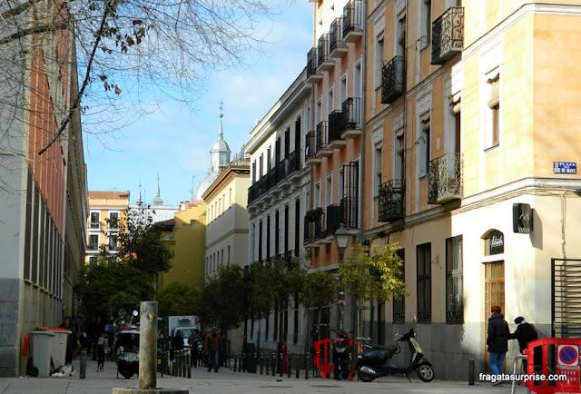 Praça Dois de Maio, Malasaña, Madri