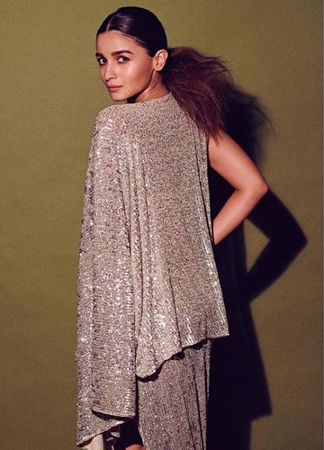 Alia Bhatt Party Dress