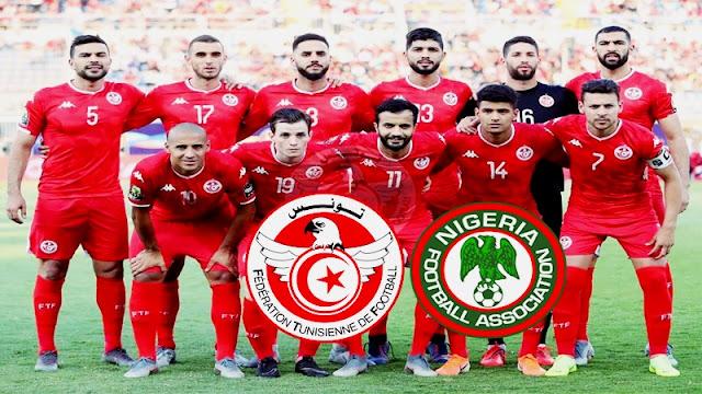 كأس أمم إفريقيا مصر 2019 : التشكيلة الرسمية للمنتخب الوطني التونسي نسور قرطاج أمام نيجيريا من أجل المركز الثالث
