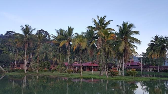 Aktiviti Menarik Percutian Bersama KBBA9 Di Peladang Setiu Agro Resort