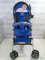 1 Polo Signature Buggy Baby Stroller